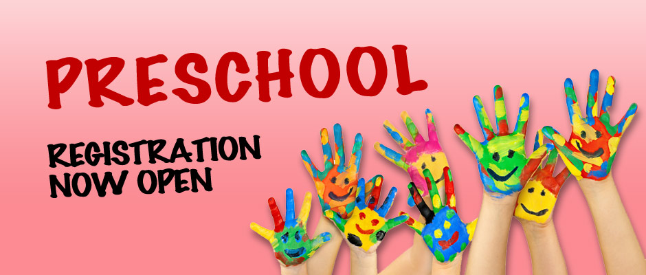 CLC Preschool registration open