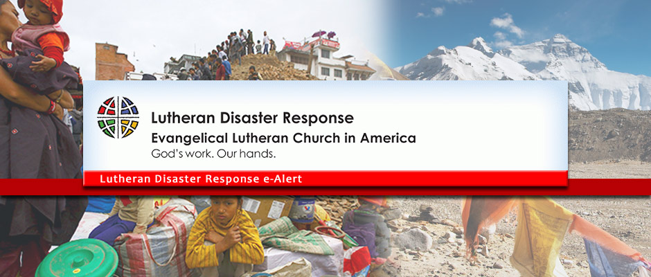 Lutheran Disaster Relief