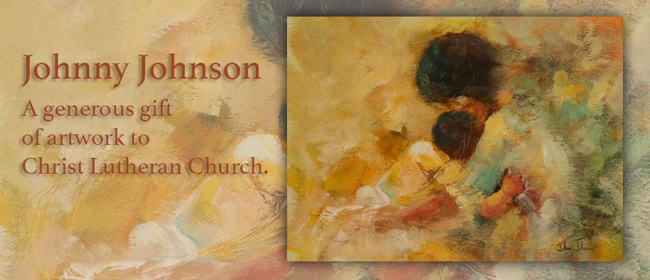 Johnny Johnson