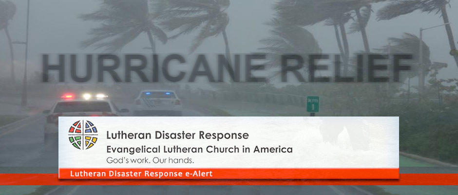 Hurricane Relief - Lutheran Disaster Relief