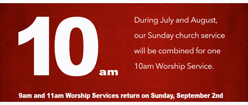 10am Service
