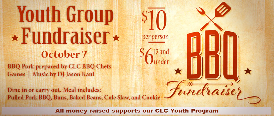 BBQ Youth Fundraiser