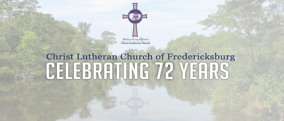 72nd Anniversary